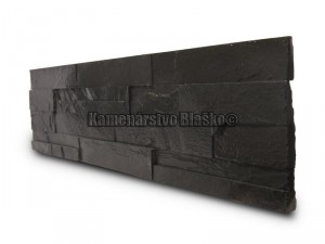 Remienok Black Slate F Detail Wet