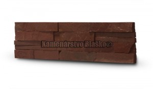 Remienok Coffe Sandstone Flat Wet